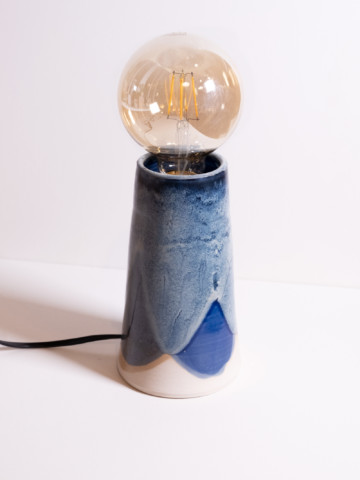 Lampe Pharo Cobalt