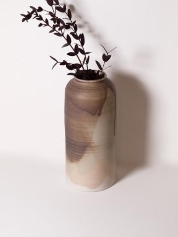 Vase Rust